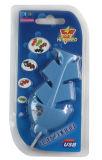 モデムデザイン魚の形USB 2.0 4つのポートのハブ