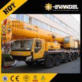 16 톤 큰 트럭에 의하여 거치되는 망원경 붐 기중기 Sq16k4q