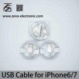 Câble mobile de datte de la qualité en gros USB pour iPhone7/7plus
