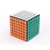 Shengshou 8cm выдвиженческое хлопает вверх кубики волшебства кубика 7X7