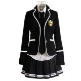 2017 PrimärSchuluniformen und lange Hülsen-Primärschule-japanische Schuluniform-Kursteilnehmer lasen britische Kursteilnehmer-Uniformen