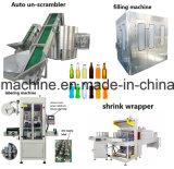 Bouteille PET automatique l'eau potable de jus de remplissage de la CDD le plafonnement de l'embouteillage machine d'emballage