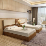 中国の現代4組の星のホテルの家具の寝室セットの製造者
