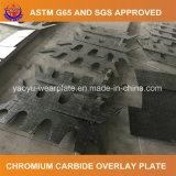 Хром накладки из карбида кремния пластины для Eearthmoving оборудования