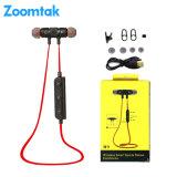 Más Vendidos de la fábrica Zoomtak inalámbricos Bass mejor Auricular Bluetooth para móvil
