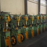 La CE aprobó la serie J23 estampado en energía mecánica de la máquina de Prensa punzonadora de 80 Ton.