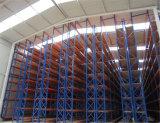 Rack de autoatendimento de revestimento com automação total Asrs suportados e Segurança Total