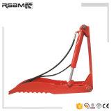 Rsbm soudure sur les pouces pour excavateurs hydrauliques