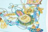Schal des Qualitäts-Digital-Drucken-100%Silk
