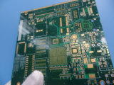 PCB Tacoinc 0.5mmの厚さ4layerのボードPWBの端のめっき