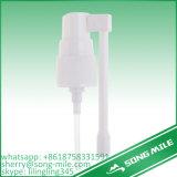 Pulverizador nasal de alumínio do nariz útil para líquidos diferentes
