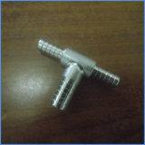 OEM Domの管の物質的な亜鉛によってめっきされるスペーサの回転部品