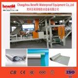 Het Plastic Blad die van pvc Van het machine/PVC- Blad van de Uitdrijving De Lopende band van de Film van het line/PVC- Blad Vervaardigen