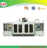 Macchina di plastica dello stampaggio mediante soffiatura della bottiglia dell'espulsione della Cina, macchina di salto della bottiglia dell'HDPE