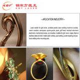 جيّدة إشارة نوعية مجوهرات [لسر ولدينغ مشن] مصغّرة لأنّ معدن