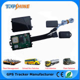 perseguidor del GPS del localizador de 3G 4G GPRS G/M GPS con la detección con./desc. del motor