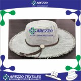 Chapéu de papel da praia da palha das mulheres (AZ021A)
