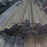 Forma redonda de tubo de acero inoxidable