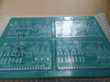 De Raad van de Kring van PCB 2layer van de Elektronika van RoHS met Groen Masker