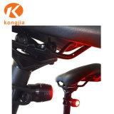 Indicatore luminoso posteriore della bici ricaricabile dell'indicatore luminoso di segnale di girata della bicicletta di alto potere