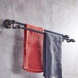 Staaf van de Handdoek van het Aluminium van de Verf van Flg de Zwarte Ruimte Dubbele