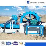 Dispositivo della sabbia multipla professionale di capacità elevata ed apparecchio di lavaggio di riciclaggio