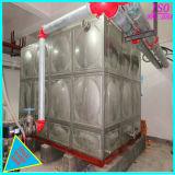ステンレス鋼水貯蔵タンクを溶接する普及したタイプ