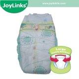 향상된 질 아기 기저귀 - 가득 차있는 주위 탄력 있는 허리, 3D Topsheet