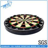 Dartboard del sisal del alambre de la lámina de la alta calidad para el jugador profesional