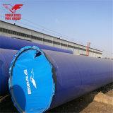 大口径炭素鋼の219mmから2000mmのSSAWによって溶接される鋼鉄螺線形の管