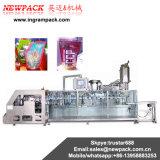 Vertical automático de la Nuez de salsas y polvo de la máquina de embalaje con Weigher multiterminal