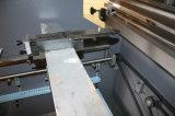 Máquina de dobra hidráulica da construção automática do CNC de Da52s 125t4000
