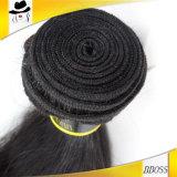 Brésilien de cheveu de Remy Weavon de la pente 7A, texture de cheveu