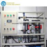 Pianta industriale salata del RO del sistema di trattamento di acqua del pozzo trivellato