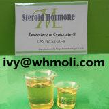 Занимаясь культуризмом сырцовый Injectable тестостерон Cypionate 250mg/Ml стероида 58-20-8