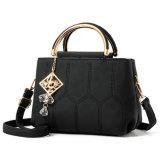 De mooie Handtas van het Leer van de Vrouwen Pu van Dame Crossbody Bag Leisure Shoulder Zak