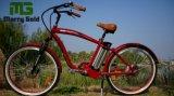 바닷가 성인 250W를 위한 전기 자동화된 발동기 달린 자전거 자전거