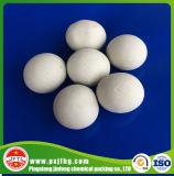 17%-99% bola de cerámica de la porcelana del alúmina inerte