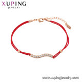 75529 Xuping Rose Goldfarben-Baby-Armband