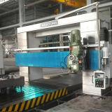 이동하는 광속 CNC 미사일구조물 축융기