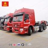 Sinotruk HOWO 6X2のトラクターの交通機関のトレーラトラック