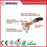 Belüftung-Umhüllungen-Mann HDMI zum männlichen HDMI Kabel (SY085)