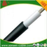 En50618 estanhou o cabo solar de cobre do condutor 4mm 6mm 10mm PV1f picovolt