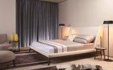Bâti en cuir italien moderne pour l'usage de chambre à coucher (MB1301)
