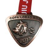 Premio 3D personalizadas medallas para los deportes