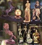 世界の芸術の彫刻
