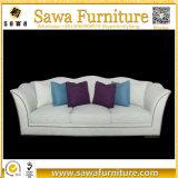 Sofa de tissu de divan de loisirs de capitonnage de type de l'Europe de mode