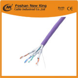 Fabrik-Erzeugnis UTP ftp-Katze 6 LAN-Kabelnetzwerk-Kabel innerhalb der 250m Geschwindigkeits-Übertragung