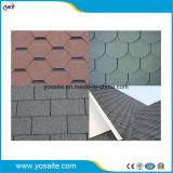 Fiberglas verstärkte bunte Asphalt-Dach-Fliesen/Asphalt-Schindel