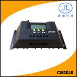 30A 48V LCDの表示PWMの太陽料金のコントローラ